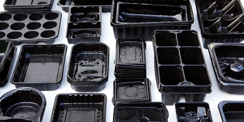 black plastics recycling