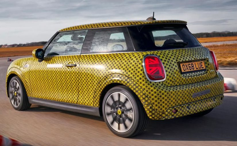 Mini Launches Electric Car on July 9