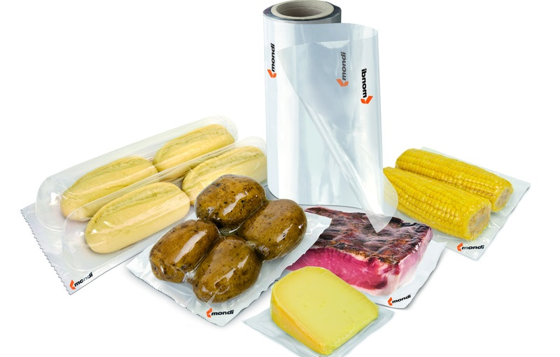 Mondi Develops New Recyclable PP Film for Food Packaging