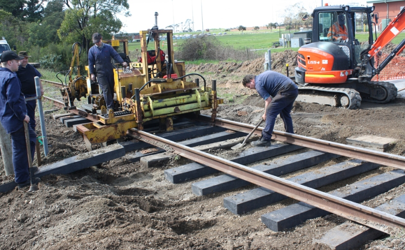 Australian Trains Will Use Rail Sleepers Made From PlasticWaste