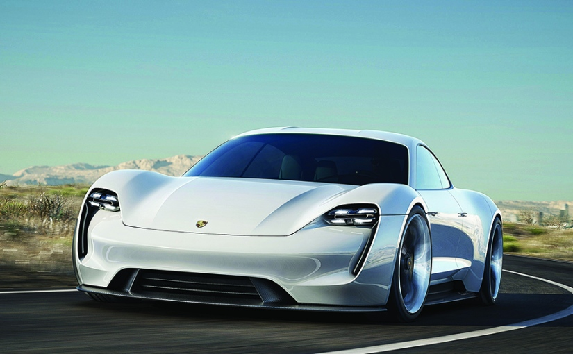 Porsche Thinks You Will Want Your Next Car to Be Electric