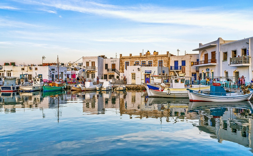 Paros to Become First Plastic Waste-Free Island in the Mediterranean