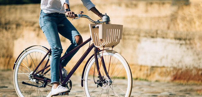Nestle Makes Bikes With Nespresso Capsules