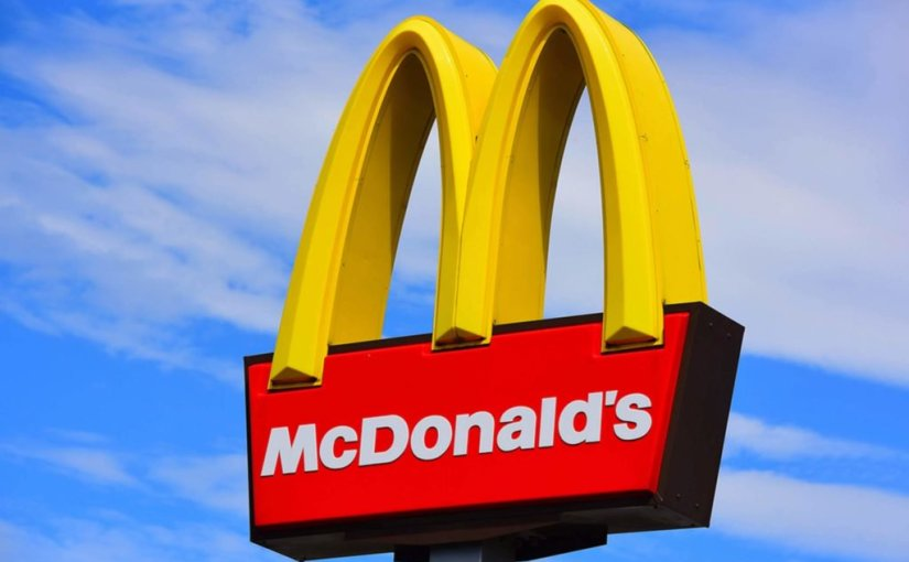 McDonald's Goes Electric Car