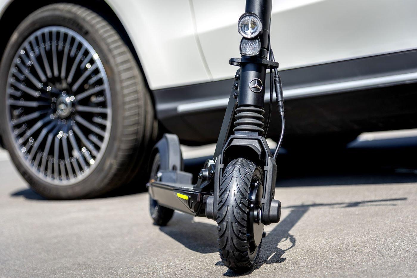 Mercedes Benz e-scooter