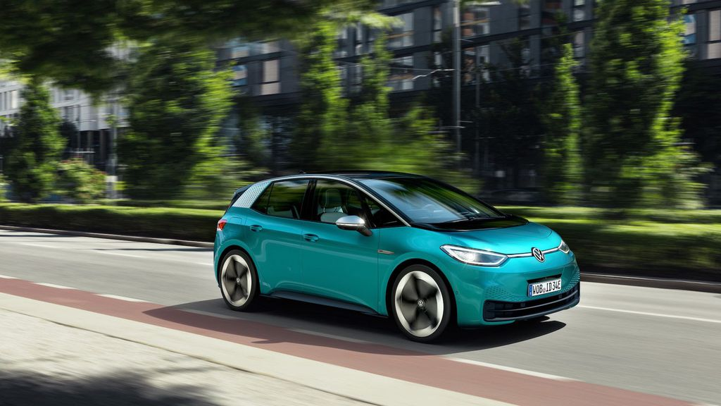VW first electric car ID3