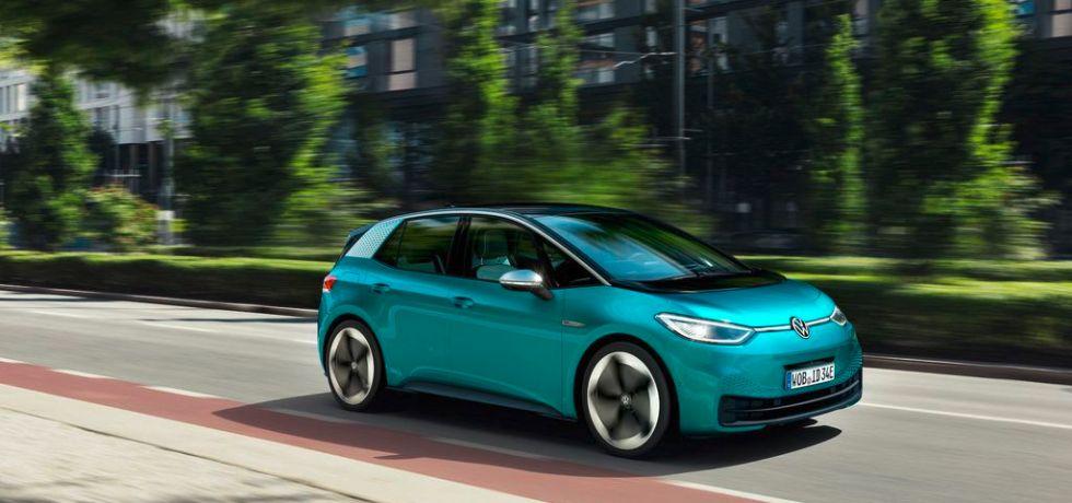 VW first electric car ID3